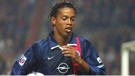 PSG project excites Ronaldinho