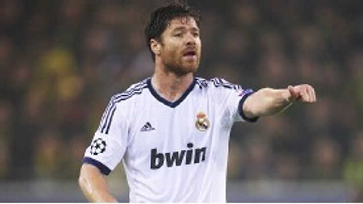 Xabi Alonso: Joined Real Madrid from Liverpool in 2009