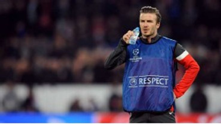 David Beckham is hopeful over PSG's chances of reaching the semi-finals