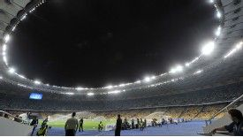 Olimpiyskiy National Sports Complex: The home of Dynamo Kiev