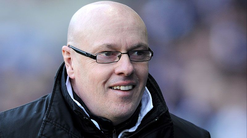 McDermott led Reading into the Premier League last season as winners of the Championship