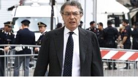 Moratti's club has just had its worst season in more than a decade, three years after winning the Treble