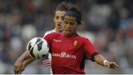 Giovani dos Santos and Mallorca are not yet safe from the drop