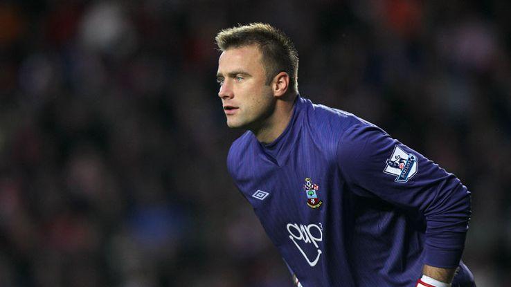 Southampton goalkeeper Artur Boruc