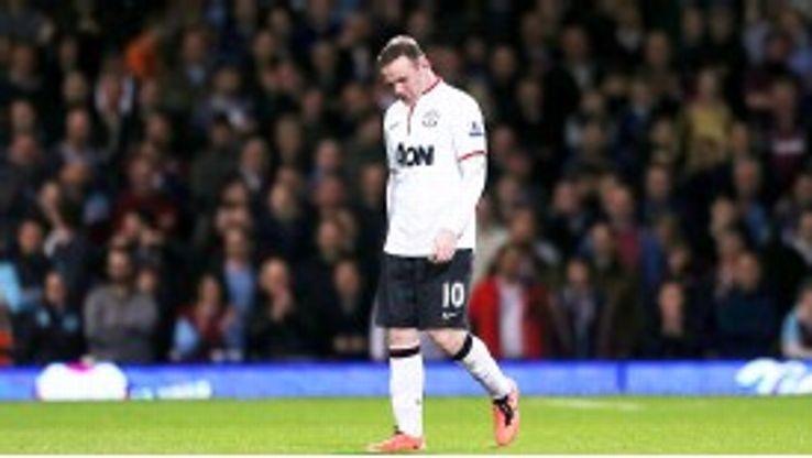 Wayne Rooney has scored 12 Premier League goals this season