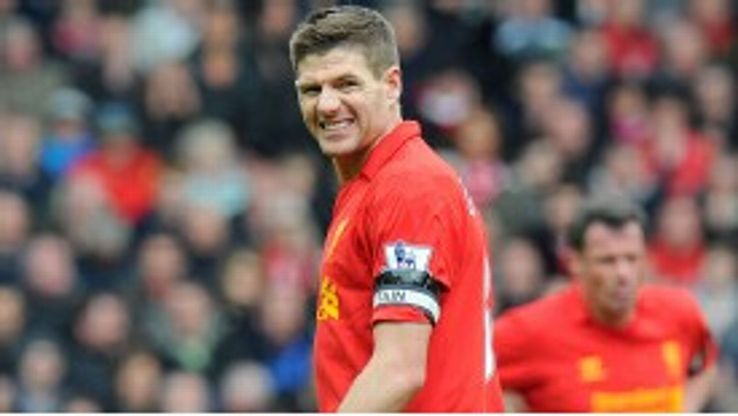 Steven Gerrard expects to be back and raring to go for the 2013-14 season