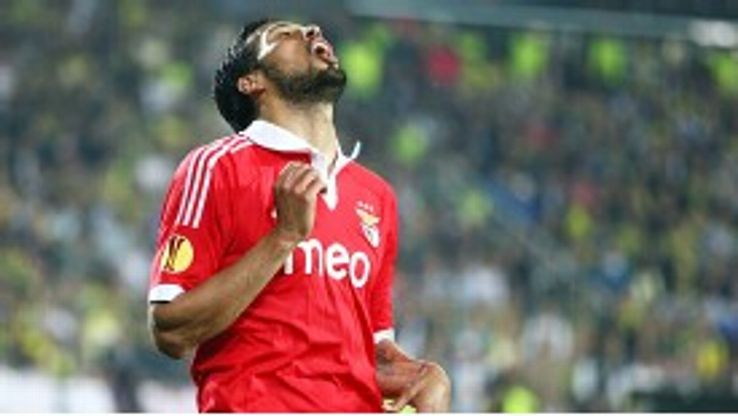 Ezequiel Garay rues a missed opportunity as Benfica lose at Fenerbahce