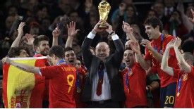 Del Bosque to step down in 2014