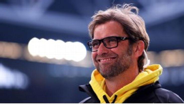 Jurgen Klopp will manage a different looking Borussia Dortmund side next season