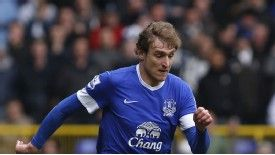 Everton manager David Moyes has faith that Nikica Jelavic will hit the goal trail again next season