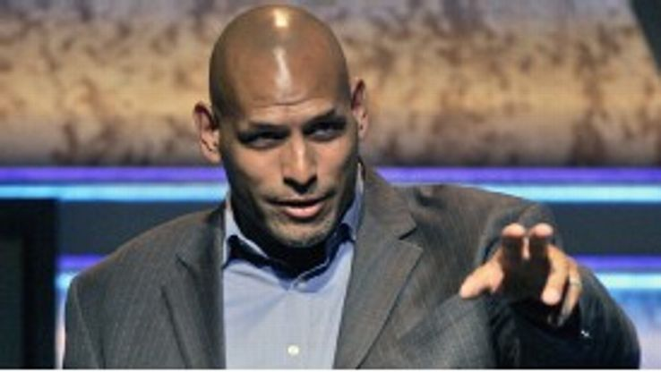 John Amaechi became the first openly gay former NBA player in 2007