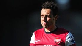 Santi Cazorla has been a pivotal player for the Gunners this season