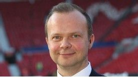 Ed Woodward will replace David Gill as Manchester United CEO during the summer