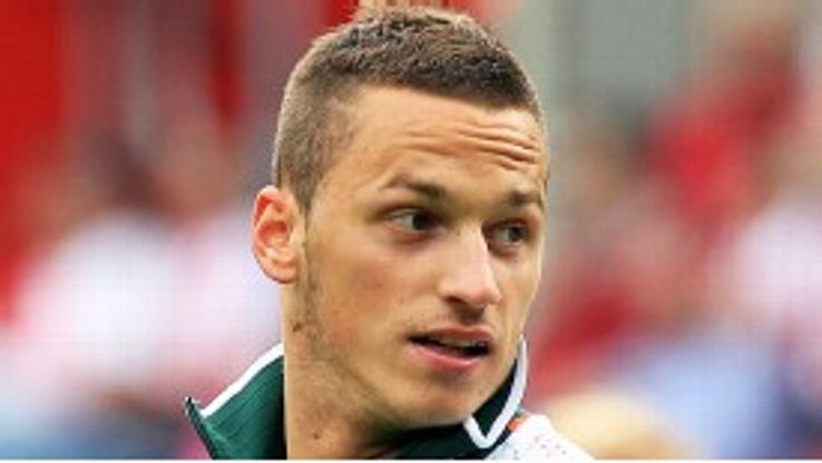 Marko Arnautovic has blamed the media for his predicament
