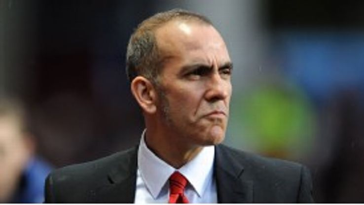 Paolo Di Canio is confident his players will bounce back against Stoke on Monday