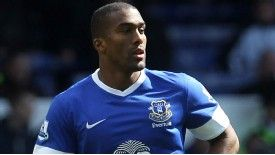 Distin has a contract extension in January which will keep him at the club until 2014