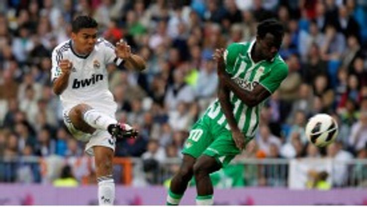 Casemiro could make his loan move to Real Madrid permanent.