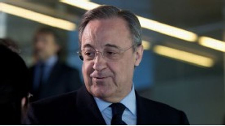 Florentino Perez's time at Real Madrid has been polarised by success and failure
