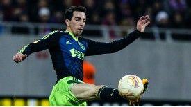 Cuenca joined Ajax on loan in Janaury
