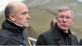 Mike Phelan was Sir Alex Ferguson's assistant for five years