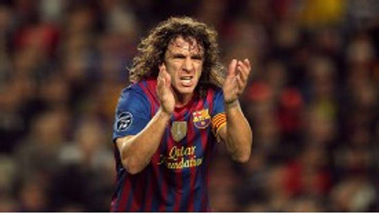 Barcelona defender Carles Puyol has a soft spot for AC Milan