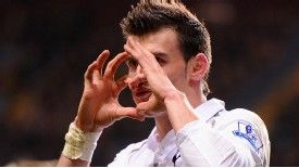 Gareth Bale's ever-so-slightly-silly