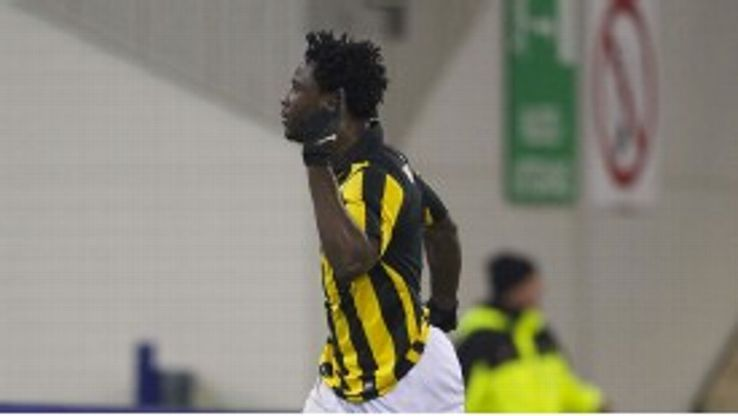 Wilfried Bony will have the weight of expectation on his shoulders after a stellar season in the Eredivisie