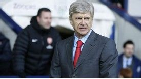 Arsene Wenger has not won a trophy since the FA Cup in 2005