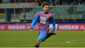 Catania attacker Alejandro Gomez is a target for Atletico Madrid