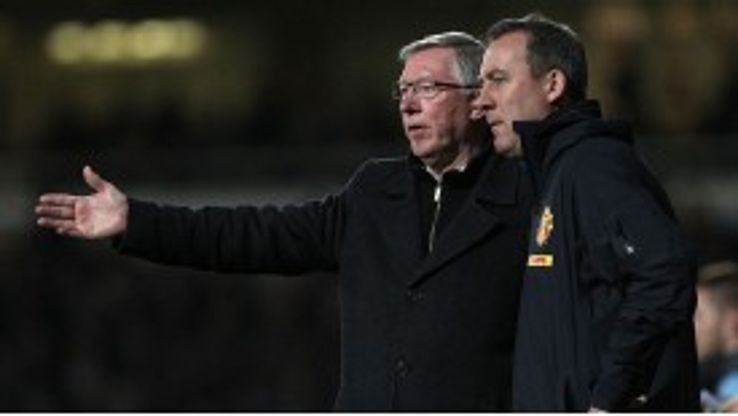 Rene Meulensteen was a trusted member of Sir Alex Ferguson's staff.