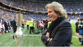 Jorge Jesus began his coaching career in 1989
