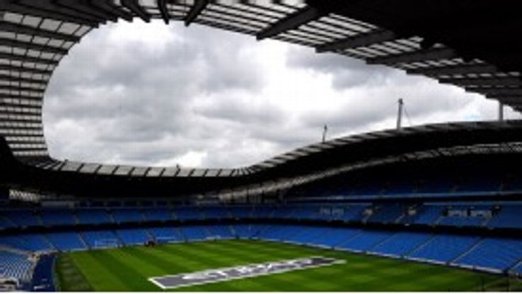 City moved into their current home after leaving Maine Road in 2003