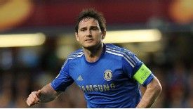 Frank Lampard joined Chelsea from West Ham in 2001