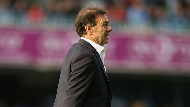 Celta Vigo coach Abel Resino has stirred up some controversy