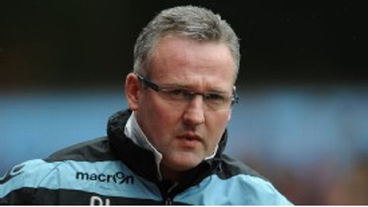 Paul Lambert has gained a reputation as a manager who likes to promote youth