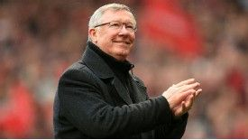 Ferguson's final match in charge of United was his 1,500th