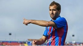Levante have been in dismal form since Jose Javier Barkero pointed the finger at his team-mates