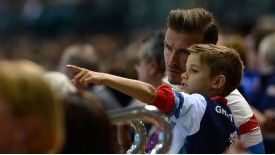 United consider move for Beckham son