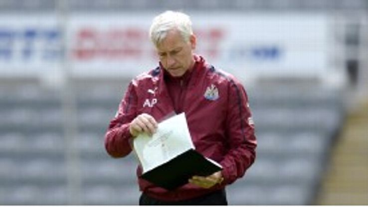 Alan Pardew believes Newcastle can challenge the likes of Liverpool next season