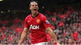 Rio Ferdinand became the world's most expensive defender when he signed for Man United