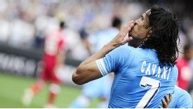 Edinson Cavani: Napoli forward Expected to complete move to PSG this week