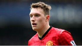 Phil Jones has been tipped for greatness by Sir Alex Ferguson
