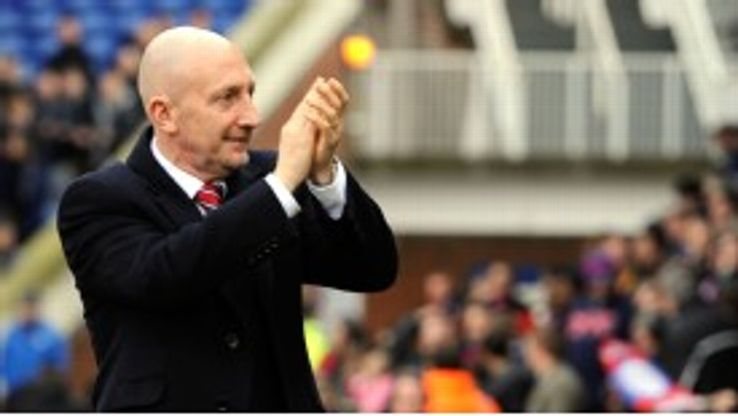 Ian Holloway has called the Championship final the