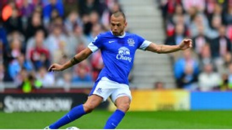 John Heitinga may be part of a summer exodus at Everton