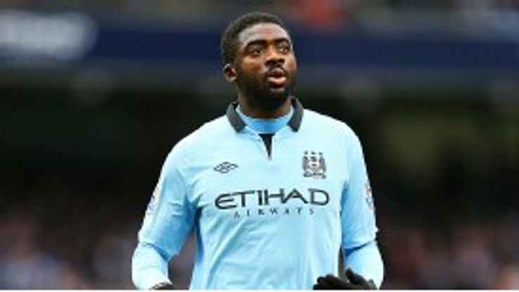 Kolo Toure spent four seasons at Man City