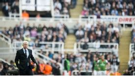 Will Alan Pardew fail to get Newcastle United back on track this season?