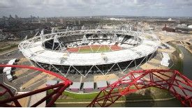 West Ham are to convert the venue into a UEFA category 4 stadium