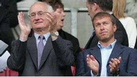 Chelsea chairman Bruce Buck is a longtime ally of Roman Abramovich.