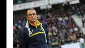 Nantes coach Michel Der Zakarian led them back into Ligue 1 in 2013