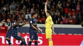 PSG ban referee receives death threats